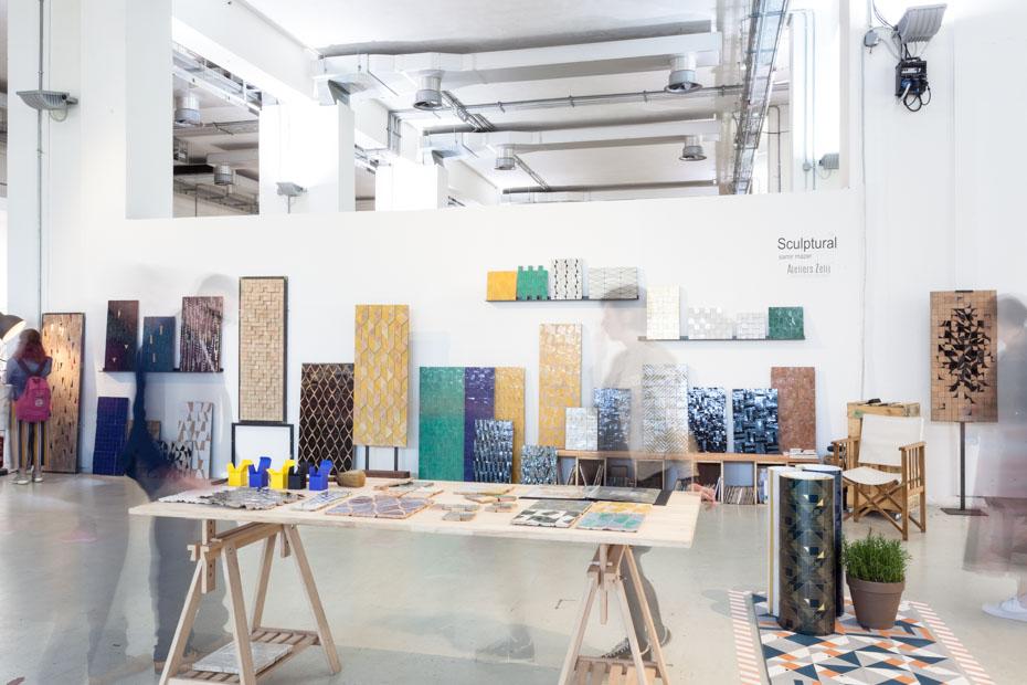 Stand Atelier-Zelij – Fuorisalone2016