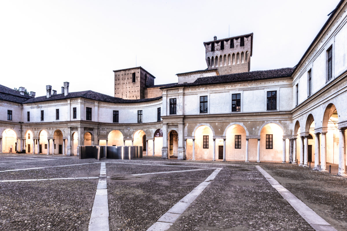 Vortici – Hidetoshi Nagasawa, Mantova