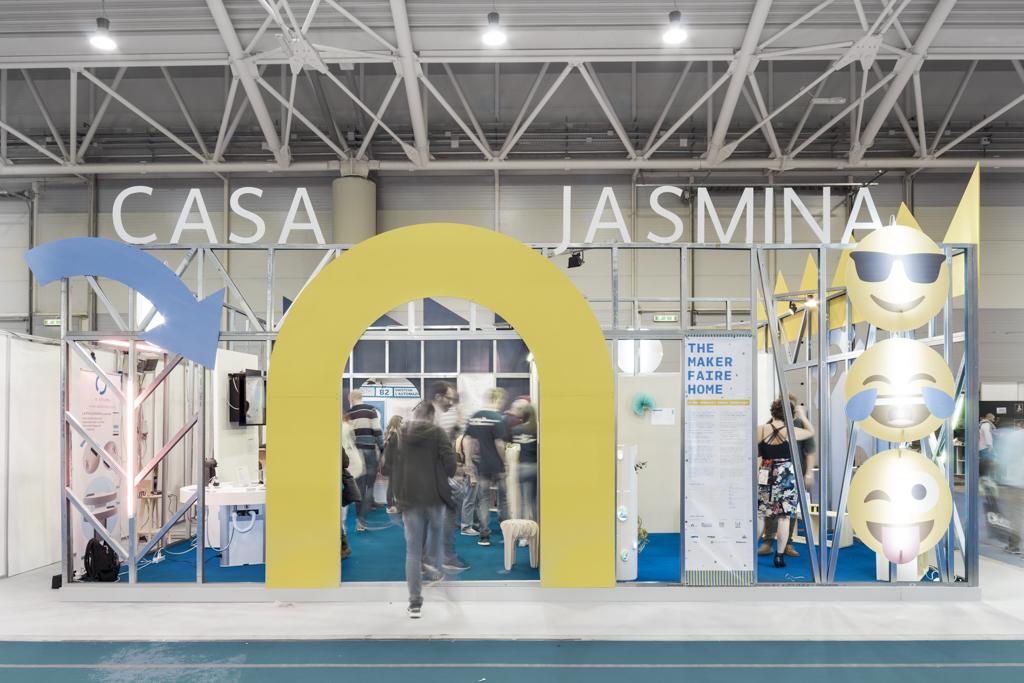 "Padiglione ""Casa Jasmina"""