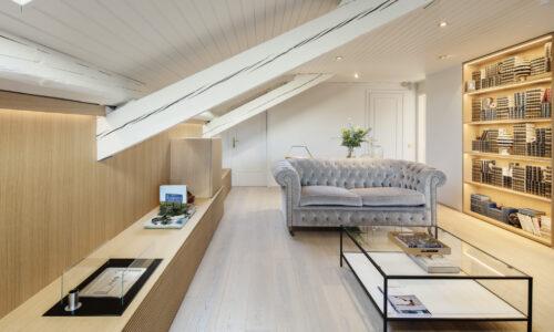 Sottotetto ED - Archiplanstudio - Davide Galli Fotografo di Architettura e Interni Milano