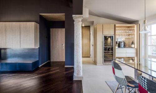Appartamento Emmegi - Archiplanstudio - Davide Galli Fotografo di Architettura e Interni Milano