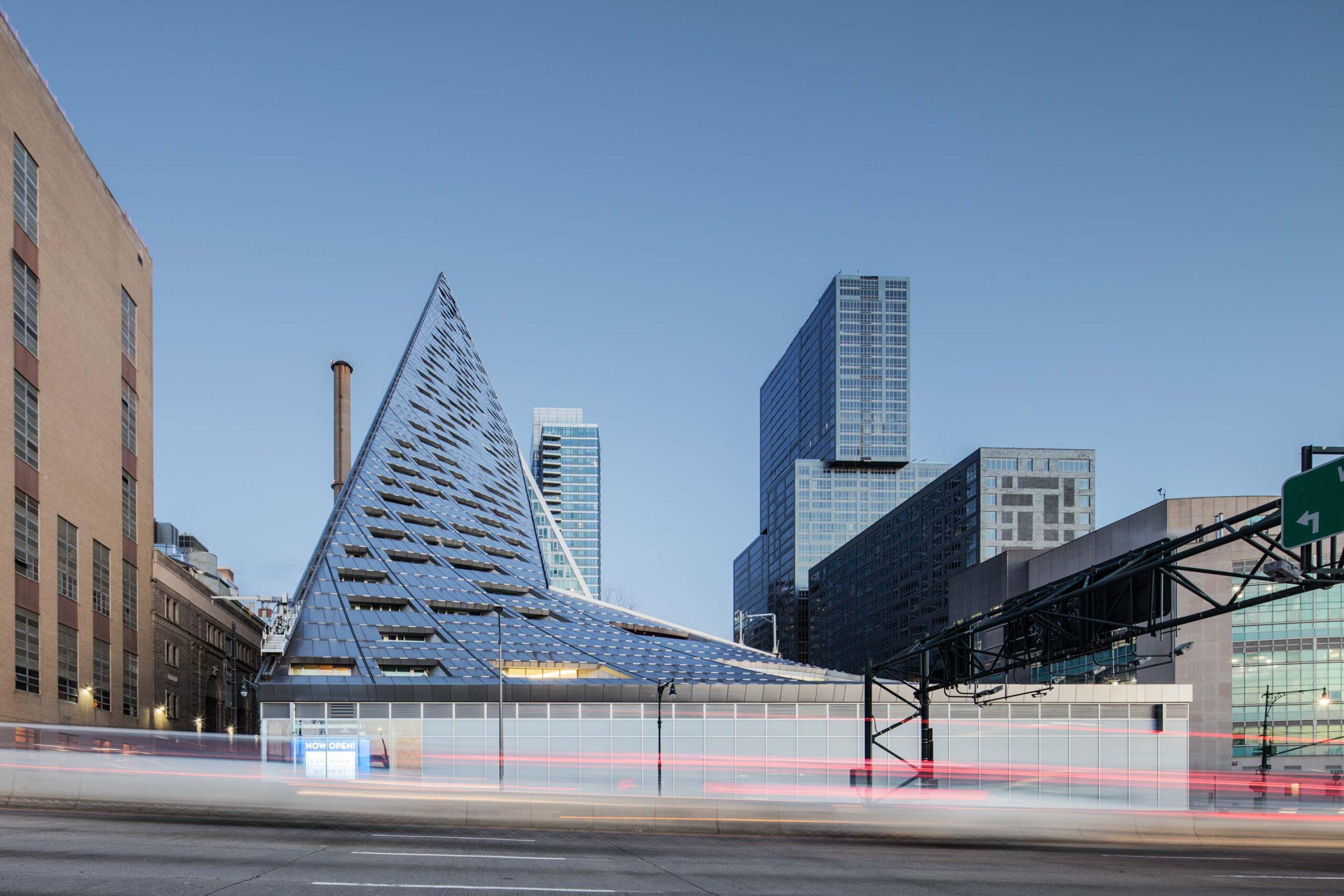 VIA 57 - BIG, BJARKE INGELS GROUP - NEW YORK - Foto di Davide Galli, fotografo di Architettura e Interni a Milano