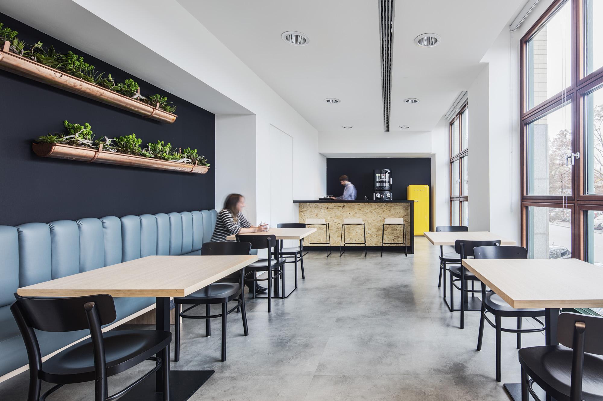 Zebra Office - Tétris Milano - Foto di Davide Galli, fotografo di Architettura e Interni a Milano